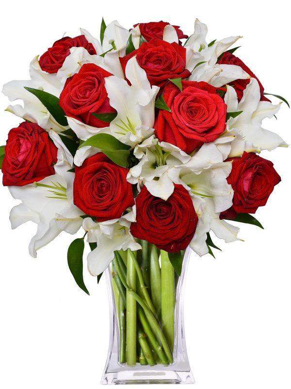 ruže ljilja u zagrebu dostava